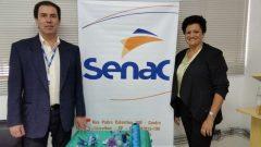 SENAC - Palestra Reciclagem e Meio Ambiente