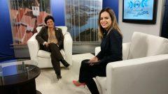 TV Diário, afiliada Rede Globo, onde Odete Reis é colaboradora nos assuntos de Economia Doméstica