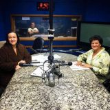 Odete Reis fala na Rádio Metropolitana AM 1070