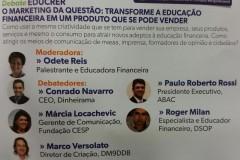 CMS - Educrer 1º Fórum de Líderes em Educação Financeira e Crédito Responsável
