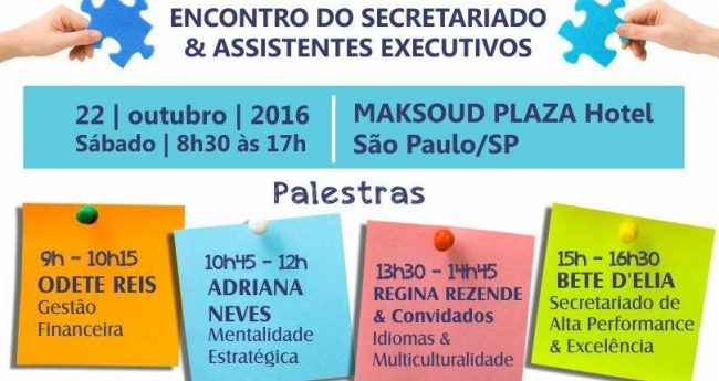 "Estarei no evento DEVELOP MEETING 2016 com a Palestra ""Gestão Financeira"""