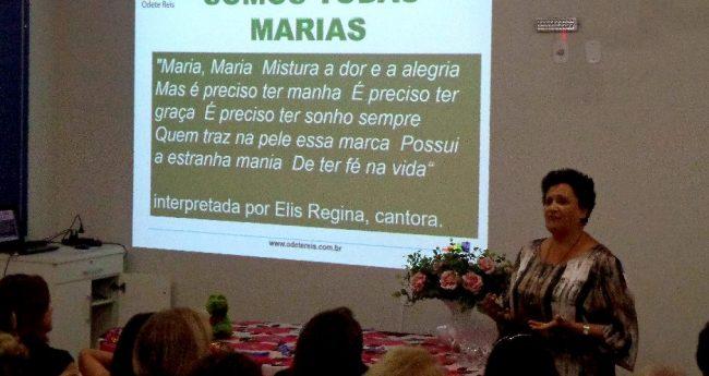 """Palestra em Homenagem ao """"Dia Internacional da Mulher"""" – in company"""